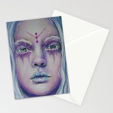 Starlight Witch Stationery Cards