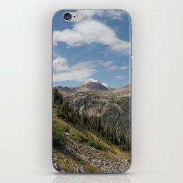 Clark Peak iPhone Skin