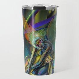 Avatars (Closeup) Travel Mug