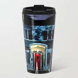 A Nightmare On Friday The 13th Travel Mug