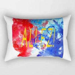 ALLEZ! Rectangular Pillow