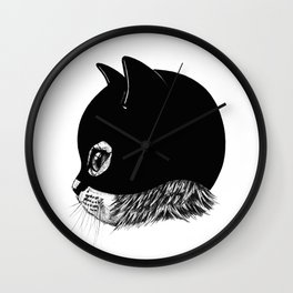 Kittenplay Wall Clock