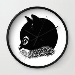 Kittenplay Wall Clock