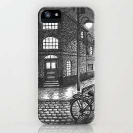 Factory zone iPhone Case