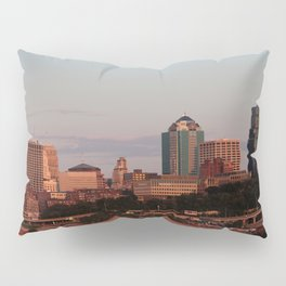 Sunset on Kansas City Pillow Sham