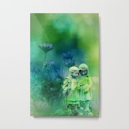 Happy Memories Metal Print