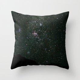 Starry Night Throw Pillow