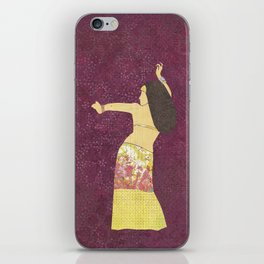 Belly dancer 2 iPhone Skin