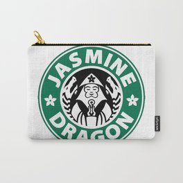 The Jasmine Dragon Carry-All Pouch