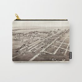 Map Of Plano 1891 Carry-All Pouch