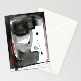 Expressions No. 1 by Kathy Morton Stanion Stationery Cards
