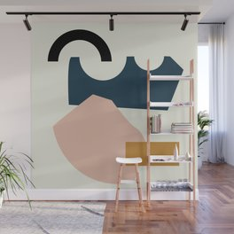 Shape Study #29 - Lola Collection Wall Mural