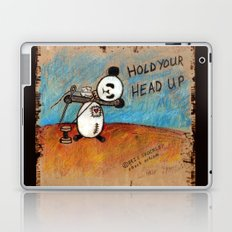 HOLD YOUR HEAD UP Laptop & iPad Skin