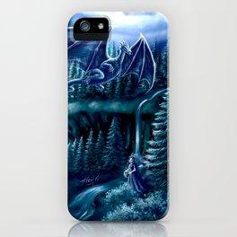 Nordiska Skogen iPhone Case