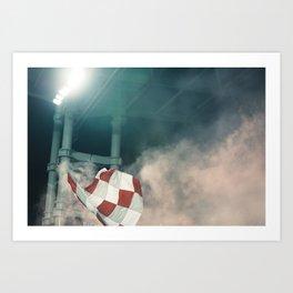 Ultras 004 Art Print