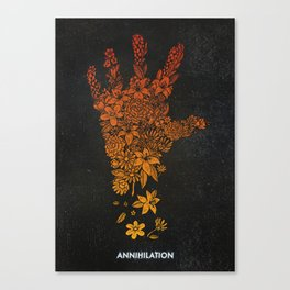 Annihilation Canvas Print