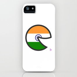 India Smile iPhone Case