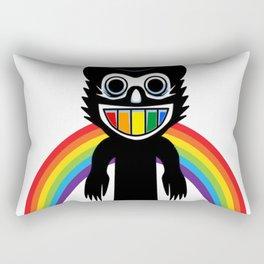 Proud LGBT Babadook Rectangular Pillow