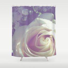 Sweet Whisper Shower Curtain