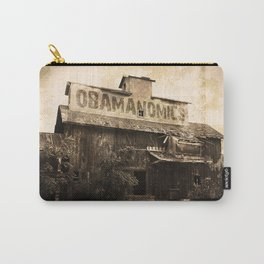 Obamanomics Carry-All Pouch