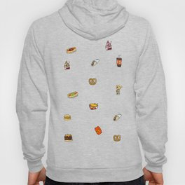 food court ii Hoody