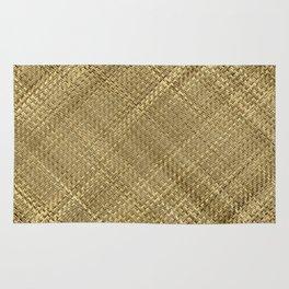 Basket Weaving Rug
