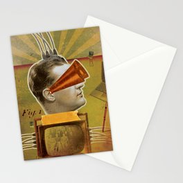 Plugged In Stationery Cards