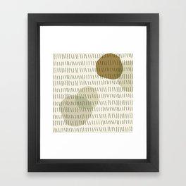 Coit Pattern 22 Framed Art Print