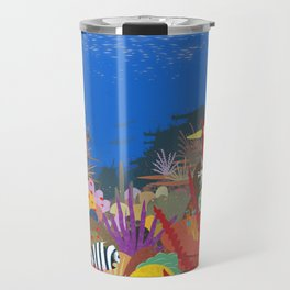 The Coral Reef That Once Was... Travel Mug