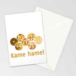 Kame hame! Stationery Cards