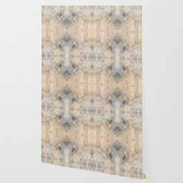 Glitch Vintage Rug Abstract Wallpaper