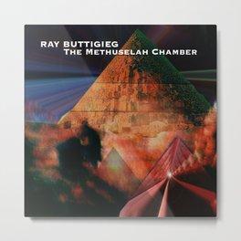 RAY BUTTIGIEG ~ THE METHUSELAH CHAMBER Metal Print