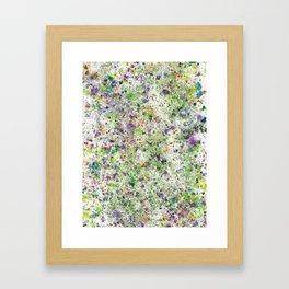 Abstract Artwork Colourful #5 Framed Art Print