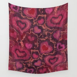 The Hearts Wall Tapestry