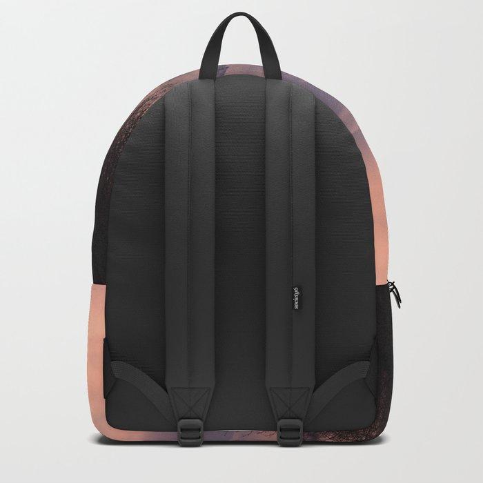 Rose Serenity Winter Fog - II Backpack