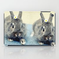 bunny iPad Cases featuring Bunny by Falko Follert Art-FF77