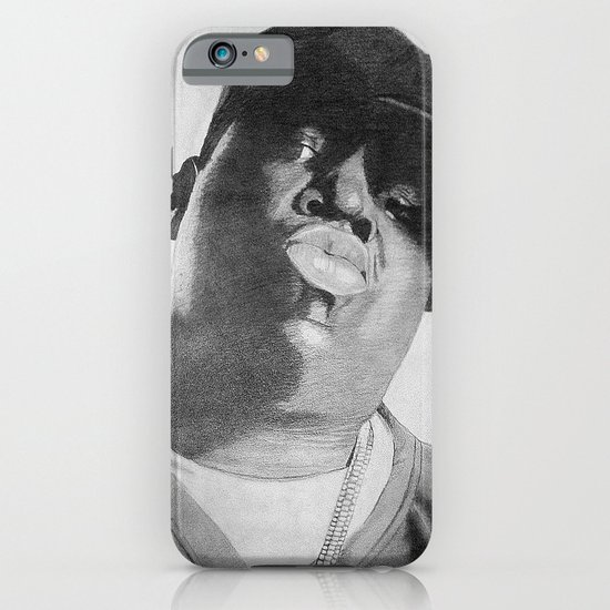 Notorious B.I.G iPhone & iPod Case