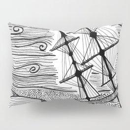 shipwrecked Pillow Sham