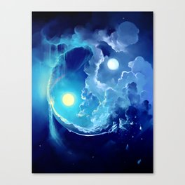 Fuel for Life Canvas Print