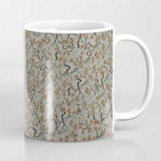 Snow Floral Mug