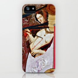 Deathgown iPhone Case