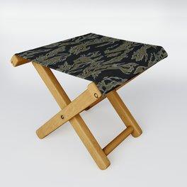 Tiger Camo Folding Stool