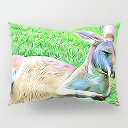 Sleepy Kangaroo Pillow Sham