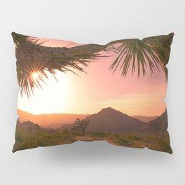 Mojave Golden Hour Pillow Sham