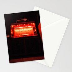 Jukebox waiting Stationery Cards
