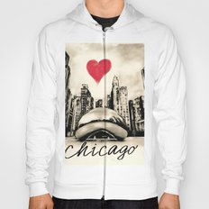 I love Chicago Hoody