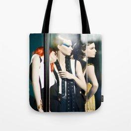 Morning Lineup Tote Bag