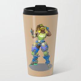 Pixel Lucio Metal Travel Mug