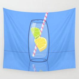 Glass of B Wall Tapestry