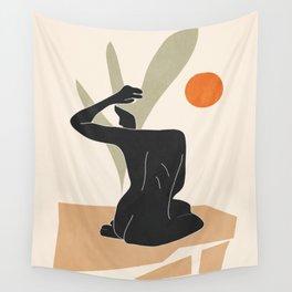 Nude Wandbehang